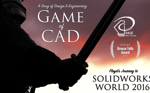SOLIDWORKS World 2016: Game of CAD