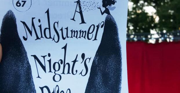Summer Shakespeare