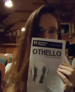 The National Players perform Othello