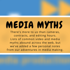 Media Myths: Infographic