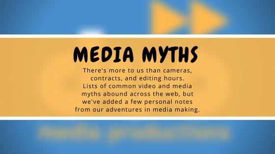 Media Myths: Infographic