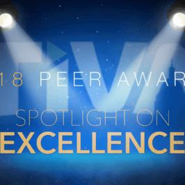 """TIVA Peer Awards """"Spotlight"""" 2018"""